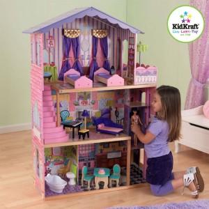 barbie hiške